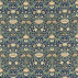Morris and Co Lodden Indigo/Mineral Fabric