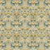 Morris and Co Lodden Manilla/Bayleaf Fabric
