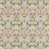 Morris and Co Lodden Blush/Woad Fabric