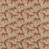 Morris and Co Bamboo Russet/Siena Fabric