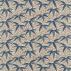 Morris and Co Bamboo Indigo/Woad Fabric
