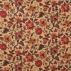 Sanderson Amanpuri Old Gold/Aubergine Fabric