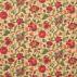 Sanderson Amanpuri Mulberry/Amber Fabric
