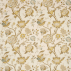 Sanderson Roslyn Neutral/Gold Fabric