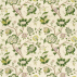 Sanderson Roslyn Green Fabric