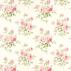 Sanderson Adele Rose/Cream Fabric