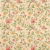 Sanderson Porcelain Garden Red/Beige Fabric