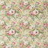 Sanderson Amelia Rose Crimson/Gold Fabric