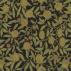 Morris and Co Fruit Black/Claret Fabric