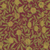 Morris and Co Fruit Crimson/Thyme Fabric