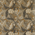 Morris and Co Acanthus Mustard/Grey Fabric