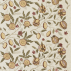 Morris and Co Fruit Embroidery Stone/Cowslip Fabric