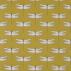 Harlequin Demoiselle Chartreuse/Grape Fabric