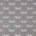 Harlequin Demoiselle Graphite/Almond Fabric