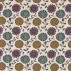 Scion Anneke Damson/Azure/Stone Fabric