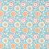 Scion Anneke Sulphur/Tangerine/Chilli Fabric