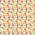 Scion Blocks Chalk Powder Blue Spice and Linden Fabric