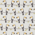 Scion Terry Toucan Charcoal/Putty Fabric