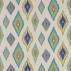 Scion Amala Azure/Lime/Taupe Fabric