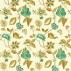 Zoffany Anjolie Jade Fabric