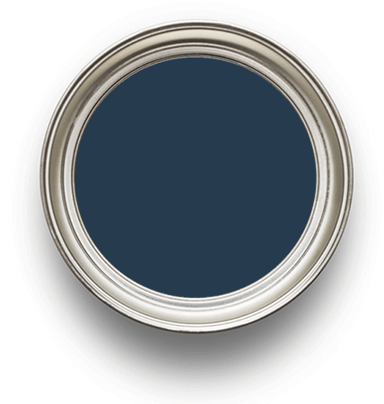 Fired Earth Paint Carbon Blue
