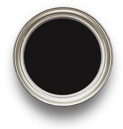 Zoffany Paint Bone Black