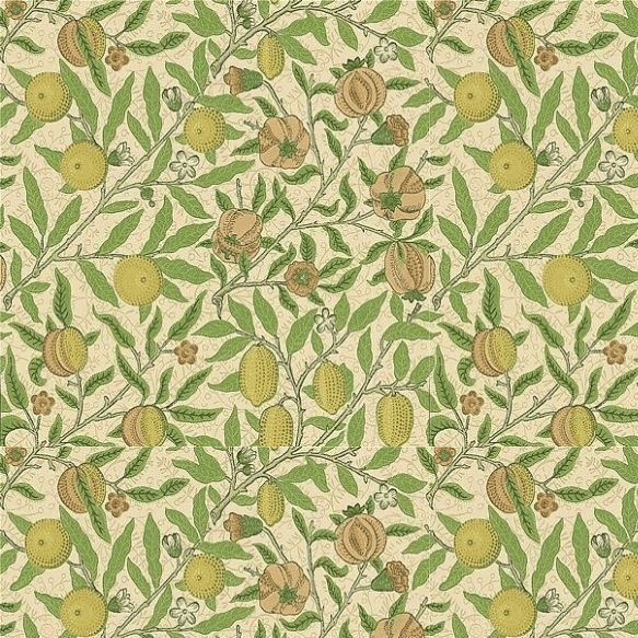 Morris and Co Fruit Wallpaper