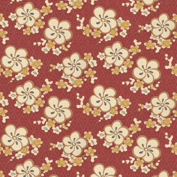 Little Greene Blossom Wallpaper