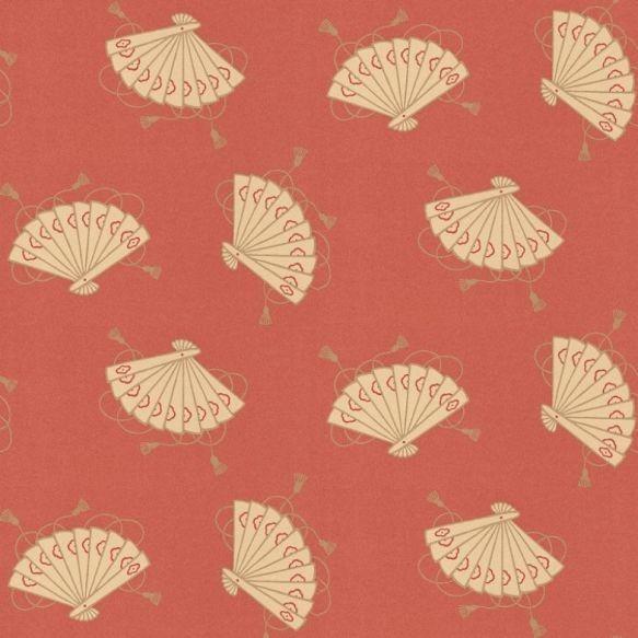 Little Greene Shojo Wallpaper