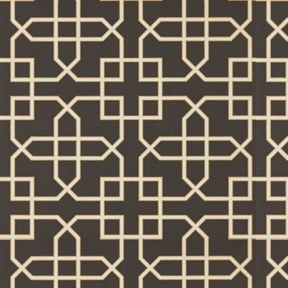 Sanderson Hampton Trellis Wallpaper