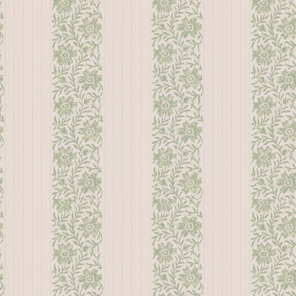 Colefax and Fowler Alys Wallpaper