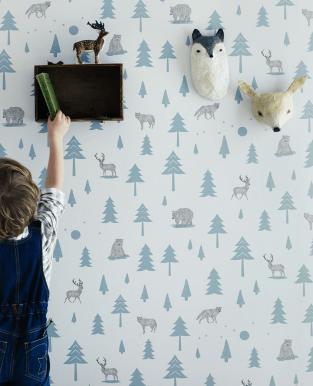 Hibou Home Into The Wild Wallpaper