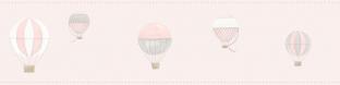 Casadeco Air Balloon Border Wallpaper