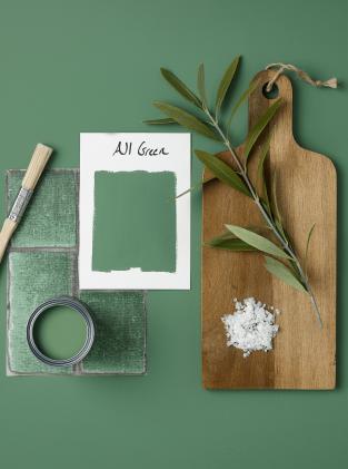 Rust-Oleum Paint All Green
