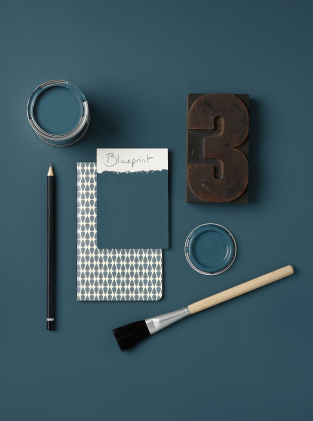 Rust-Oleum Paint Blueprint