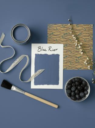 Rust-Oleum Paint Blue River