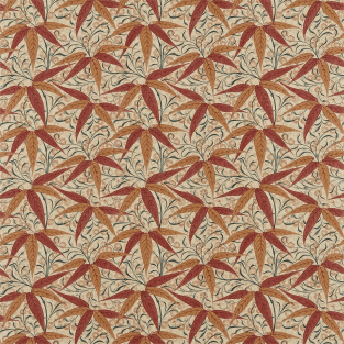 Morris and Co Bamboo Fabric