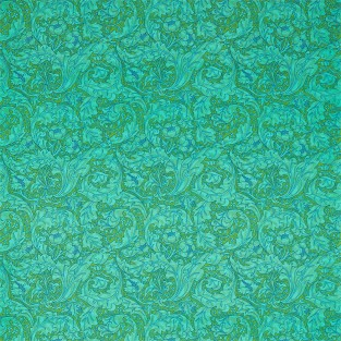 Morris and Co Bachelors Button Fabric
