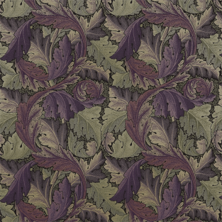 Morris and Co Acanthus Tapestry Fabric