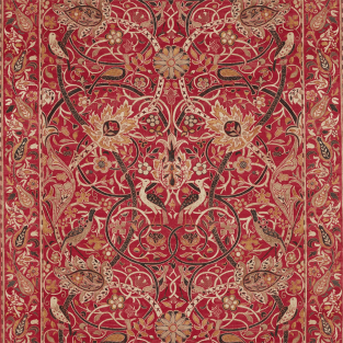 Morris and Co Bullerswood Fabric