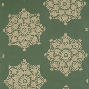 Morris and Co Indian Loop Fabric