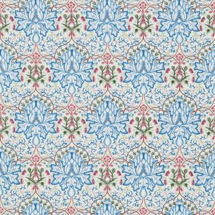 Morris and Co Artichoke Embroidery Fabric