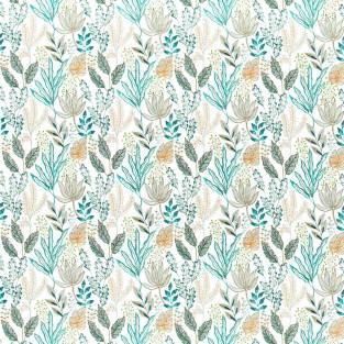 Harlequin Gorgonian Fabric