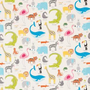 Scion Animal Magic Fabric