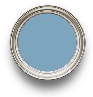 Designers Guild Paint Borage Flower Blue