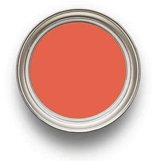 Little Greene Paint Orange Aurora