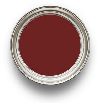 Little Greene Paint Bronze Red