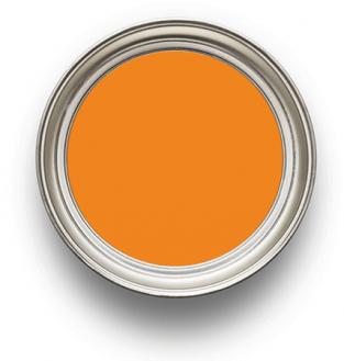 Little Greene Paint Marigold