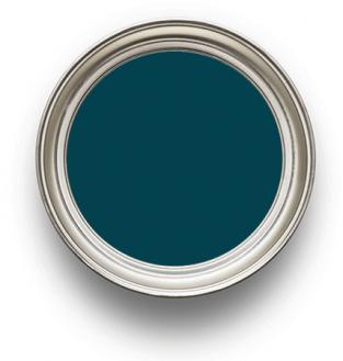 Little Greene Paint Marine Blue