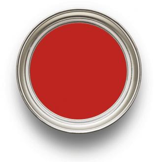 Little Greene Paint Atomic Red